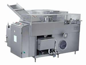 Vertical Ultrasonic Cleaning Machine